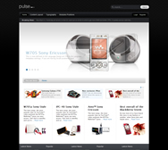 Pulse - October 09 Joomla Template